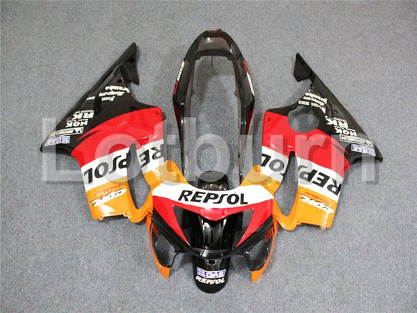 Fit For Honda CBR600RR CBR600 CBR 600 F4 1999 2000 99 00 Motorcycle Fairing Kit High Quality ABS Plastic Injection Molding Custom Made A267