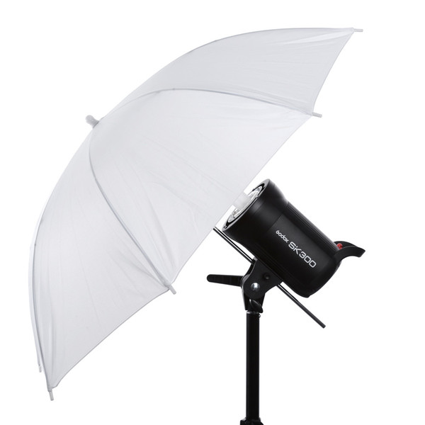 33 inch Translucent Photography Soft Light Umbrella High-grade fabric, suitable for portrait and costume shooting equipment