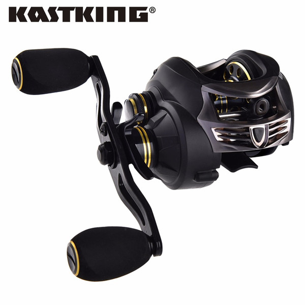 Kastking Stealth Super Light Carbon Body 169 .5g 7 .0 :1 Fresh /Salt Water Baitcasting Fishing Reel Lure Fishing Reel Spinning Reels