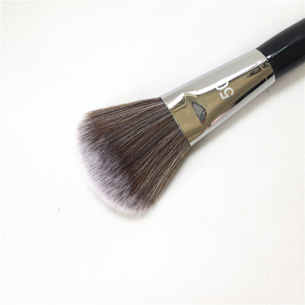 Pro Flawless Light Powder Brush #50 - Precisely Powder/Bronzer Blusher Sweep Brush - Beauty Makeup Brushes Blender