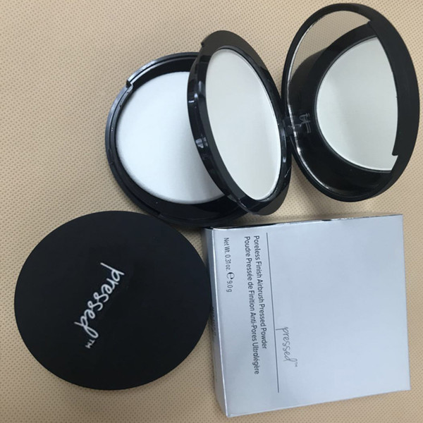 best selling 2019 Bye Bye Pores Poreless Finish Airbrush Powder Poudre de Fnition good quality Face powder DHL shipping