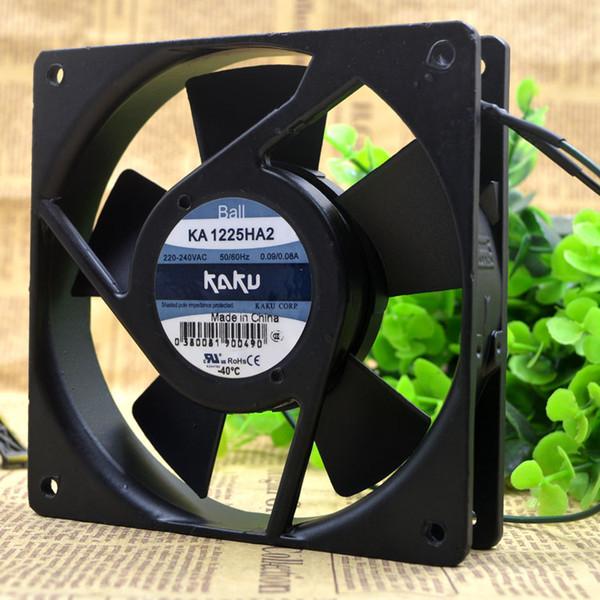 Für KA1225HA2 AC220V 0,10A 12025 Taiwan KAKU karte solide lüfter elektrische schrank lüfter