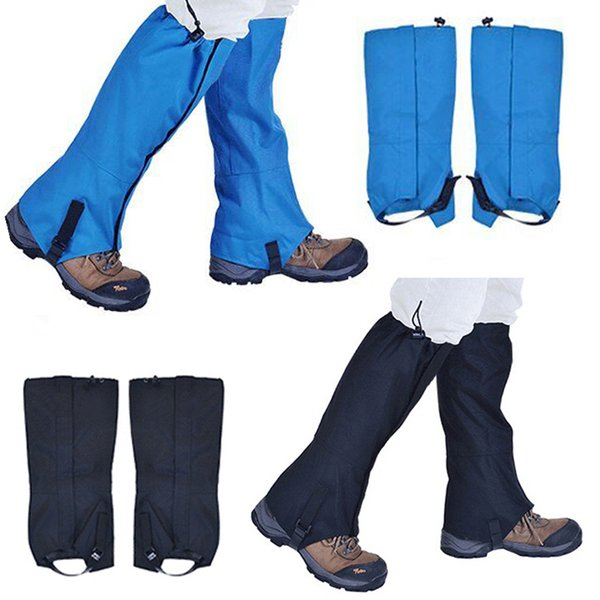Wholesale-Waterproof Outdoor Snow Legging Gaiters Hiking Hunting Boots Trekking Leg Cover for Cycling Camping Hiking Climbing