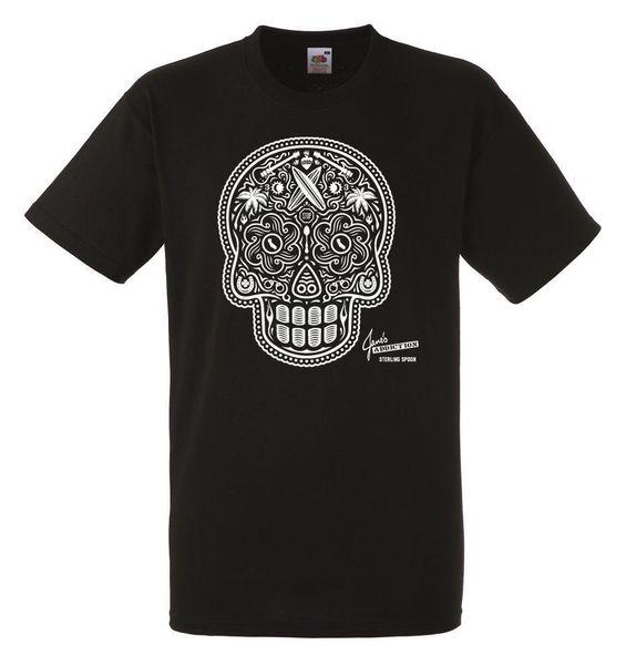 T-shirt uomo manica corta Janes Addiction Sterling Nero T-shirt uomo Rock Band New 2018 Fashion Summer