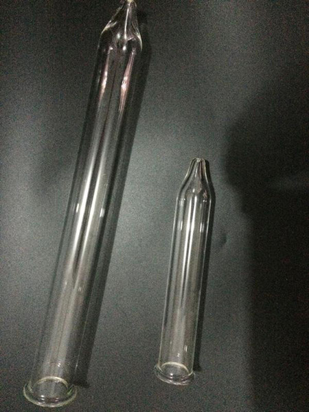 best selling High Quality Glass Extractor Tube Extractor Plant Oil Extraction Glass Borosilacare Glass Quality Tube 25mm*160mm \32mm*300mm