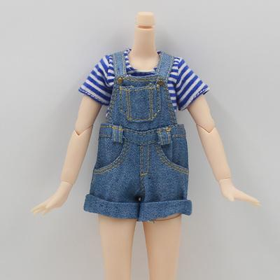 overalls with Tshirt