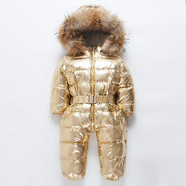 1-4Y winter jumpsuit from Orangemom brand baby outerwear & coats warm one pieces kids winter jacket coat ,down kinder snowsuits