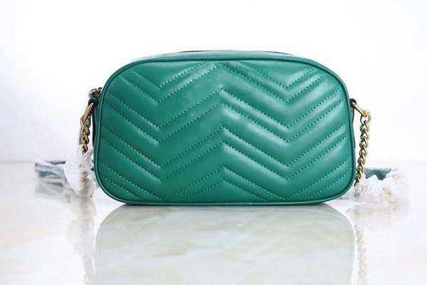 Original leather Green