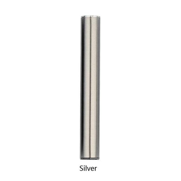 Electronic Cigarettes Battery 510 Vape Kit 1ml cartridge C5 Battery 10.5mm Diameter white silver black 510 Thick Oil Cartridges