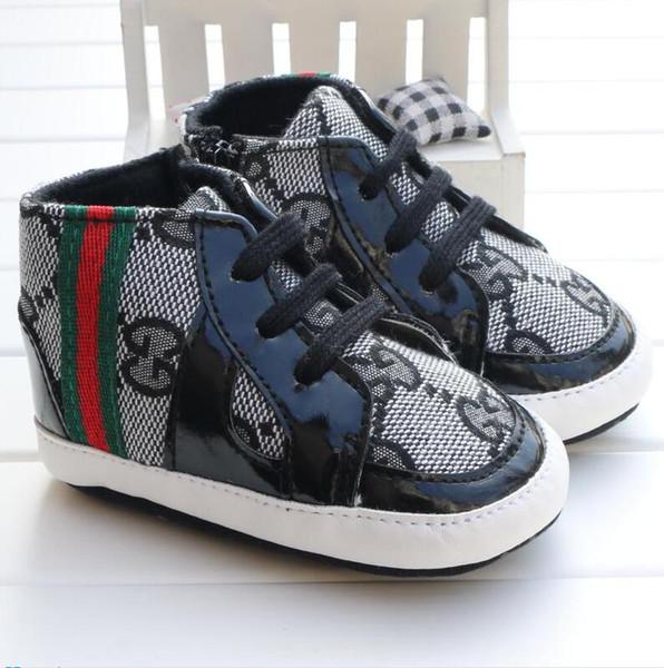 Moda Bebek Ayakkabıları Erkek Kız Toddler Karikatür Batman Tuval Çocuk Ayakkabı Rahat Sneakers Beşik Babe İlk Walkers 0-1 T
