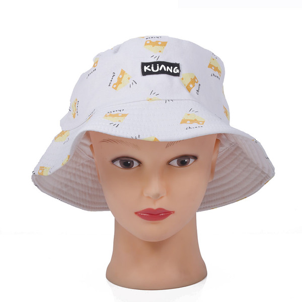 15908f7bb Cool Cotton Unisex Cotton Banana Hat Bob Caps Hip Hop Outdoor Sports Sun  Fishing Bucket Hats Brand New Fedora Hats Visor Hats From Playnice, $32.47|  ...