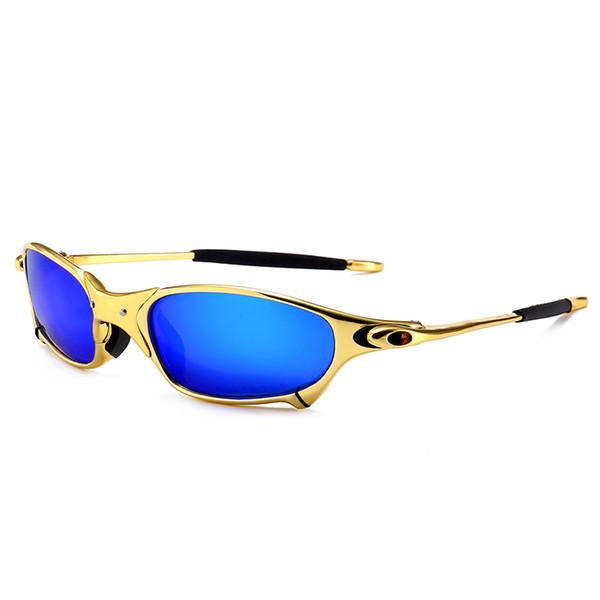 MTB Esporte Ao Ar Livre Liga Quadro Polarizada Óculos de Ciclismo UV400  Equitação Eyewear Bicicleta Óculos 4c4864a23f