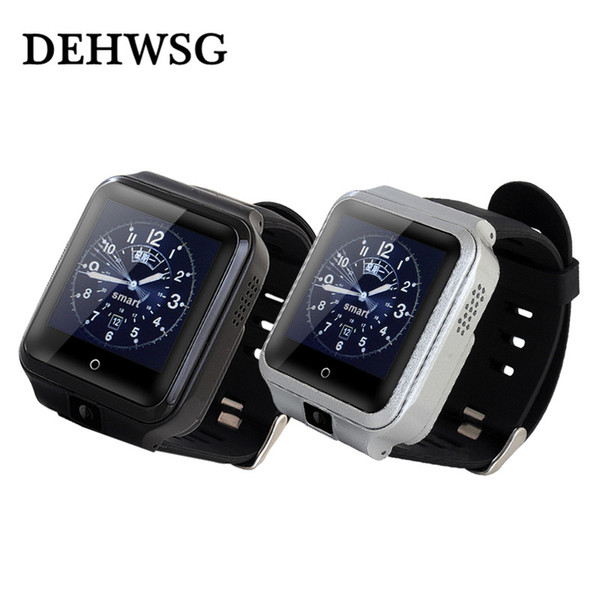 New 4G mobile phone watch GPS SIM LCD screen IP67 Waterproof smart watch WIFI Heart Rate Android 6.0 Blood pressure sport