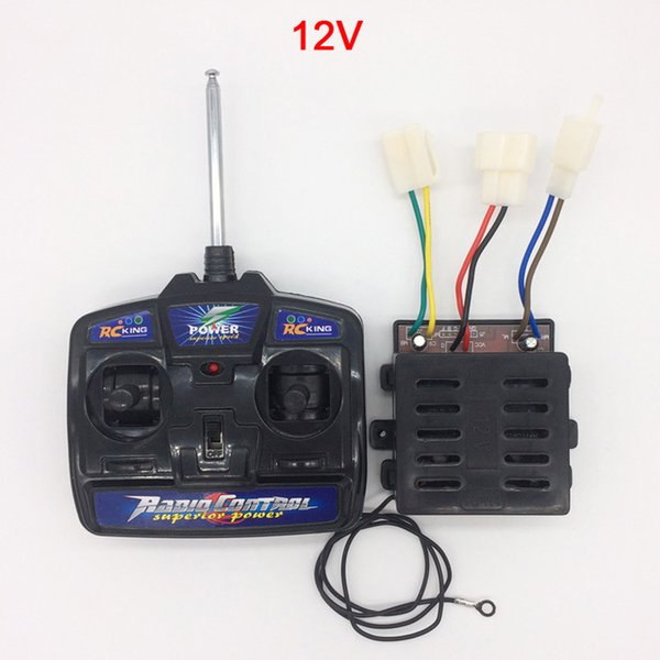 RC and 12V Receiver