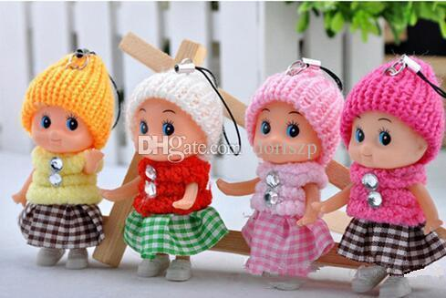 best selling New Kids Toys Dolls Soft Interactive Baby Dolls Toy Mini Doll For Girls good cheap gift free shipping
