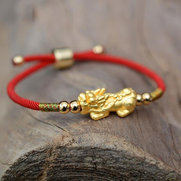 RedRope GoldColor