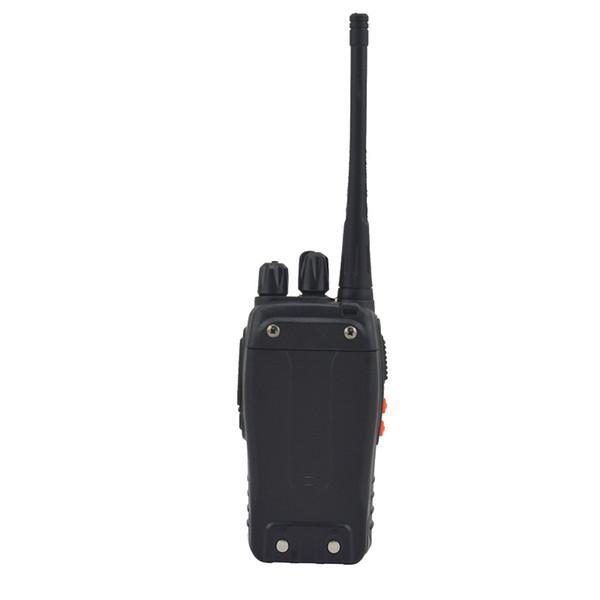 BAOFENG BF-888S Walkie-Talkie UHF Zweiwegradio baofeng 888s UHF 400-470MHz 16CH tragbarer Transceiver mit Hörer