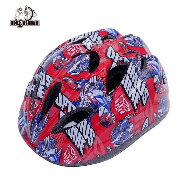 Bike Helmet for Kids Ultralight EPS Kids Bicycle Safety Hat with Regulator for Outdoor Activities Helmet Skate