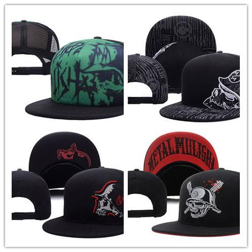 Newest Fashion 2018 Cheap Cayler & Sons Mulisha snapbacks Hands snap back caps hats sport caps For man and woman