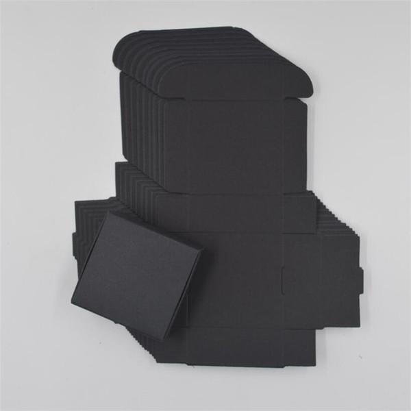 أسود 4 × 4 × 2.5 سم