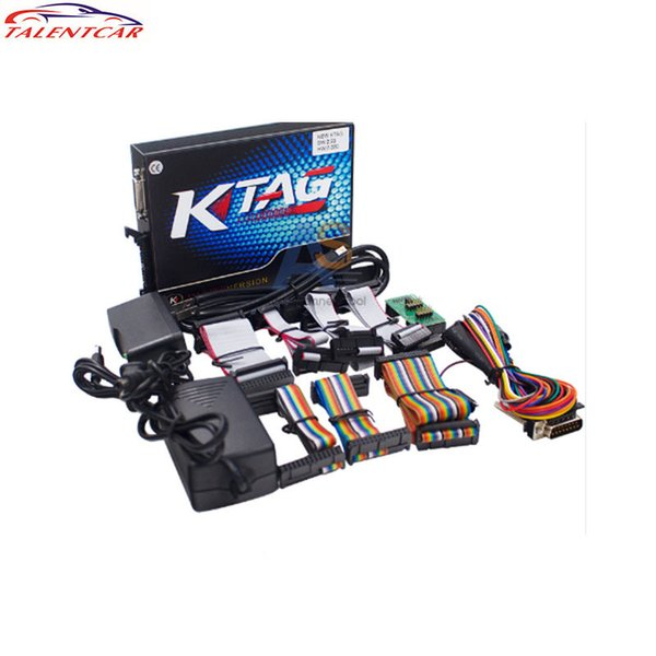 Promotion For 2015 Programming Tool Master Version KTAG ECU Chip Tunning Fast Shipping Key Programmer