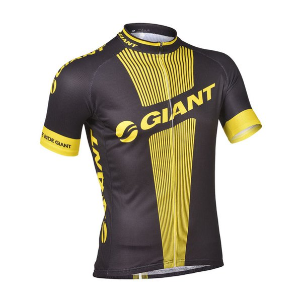 2019 GIANT Cycling Jersey Bicycle Top Summer Racing Ciclismo Abbigliamento Ropa Ciclismo Manica corta mtb Bike Shirts Maillot Ciclismo K060401