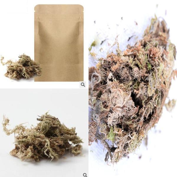 1 Torba / Çanta, Bir Kuru Moss Saksı Yetiştirme Orta Mikro Ekolojik Peyzaj Su Şişesi Moss, Ücretsiz Kargo $ 12 kötü izleme