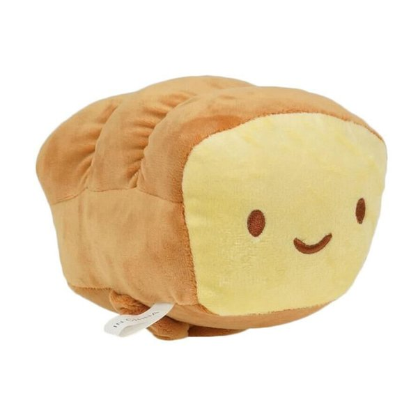 """BREAD 6"""" Plush Pillow Cushion Doll Toy Gift Home Bed Room Interior Decoration Girl Child Gift Cute Kawaii"""
