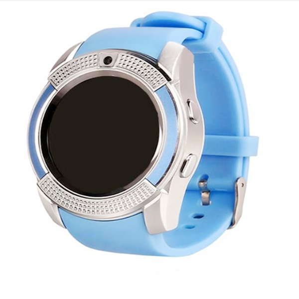 smart watches for android phones blue