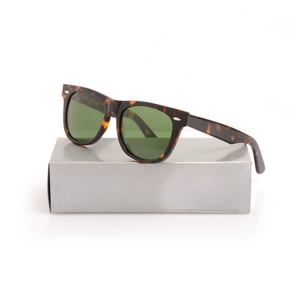 Tortoise Frame Green Lens 54MM