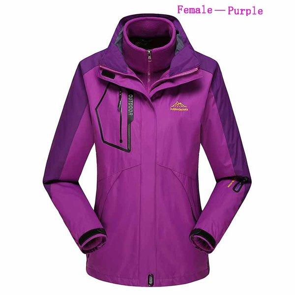 Purple - Female