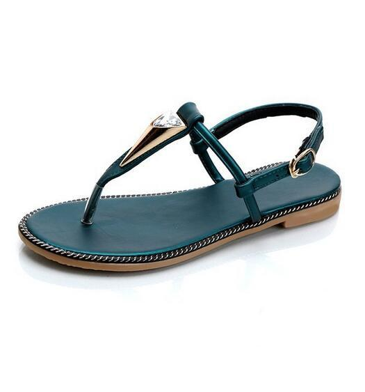 Yaz yeni terlik sandalet bayanlar Roma ayakkabı düz su geçirmez moda vahşi lüks ücretsiz kargo boyutu 36-39