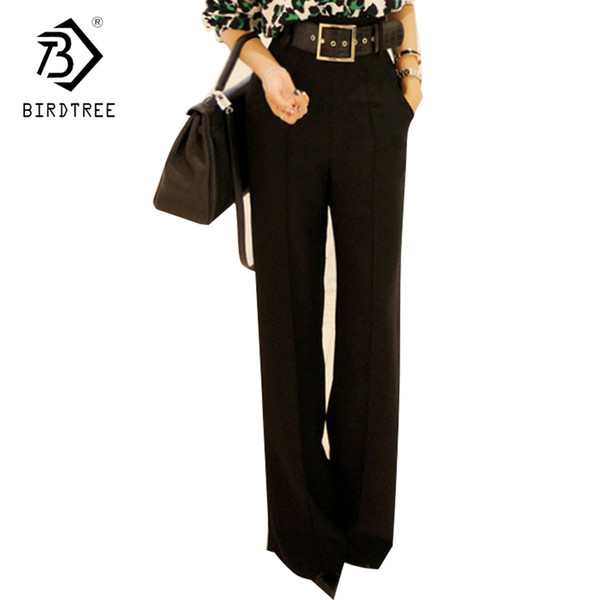 Women's Clothing 2017 Rare Hot Sale Transparent Pants Women High Waist Pant Waterproof Pvc Plastic Wide Leg Pants Loose Long Trousers Fashion Pants & Capris