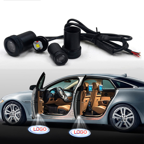 2018 Car Led Door Welcome Logo Laser Projector For Benz Mazda