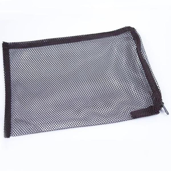 top popular Filter Net Bag Mesh Bag Acquarium Pond For Carbon Media Ammonia Aquarium Fish Tank Isolation Bag fast shipping F20173351 2021