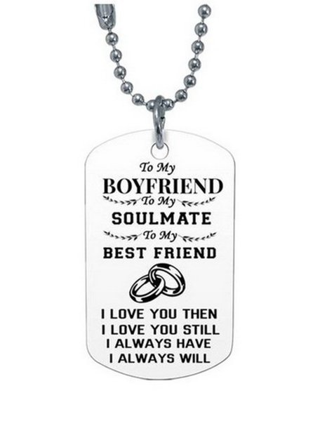 to my boyfriend necklace