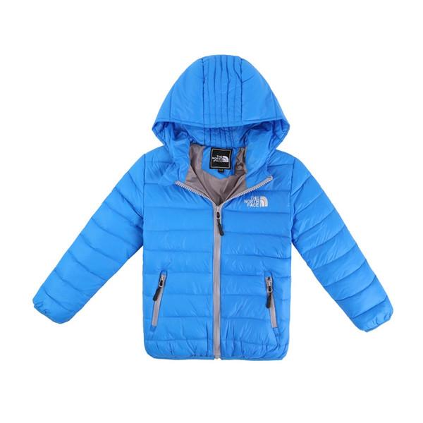 Wholesal-New Fashion Winter Kids Clothes Boys Girls Winter Coat Children Warm Jackets Snowsuit Outerwear Clothing Set