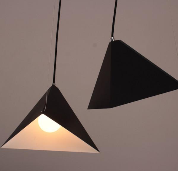 Compre Hall Suspensión Comedor 78 Luz Restaurante Iluminación Del Colgante Hotel LLFA Salón A115 Lámpara Pirámide De De Metal Colgante Triangular NwZ8nPO0kX