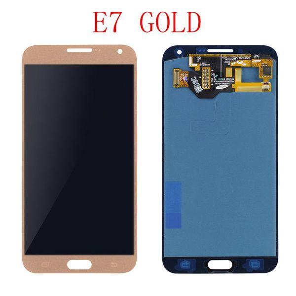 E7 OLED altın