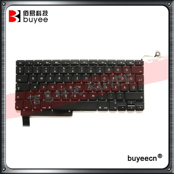"""New A1286 Hungarian HU Version Keyboard For Macbook Pro 15"""" Hungary Laptop Layout Keyboards 2009 2010 2011 2012 Replacement"""