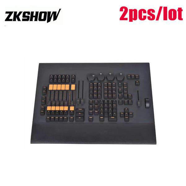 MA Command Wing Beleuchtungskonsole mit Flightcase Professionelles Stadium DJ Disco Moving Head Beleuchtung Controller 230V Kostenloser Versand