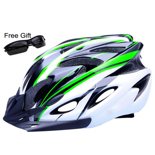 Ultralight Fahrradhelm Ce Zertifizierung Fahrradhelm In-Bike Helm Casco Ciclismo 260g 56 -61 cm