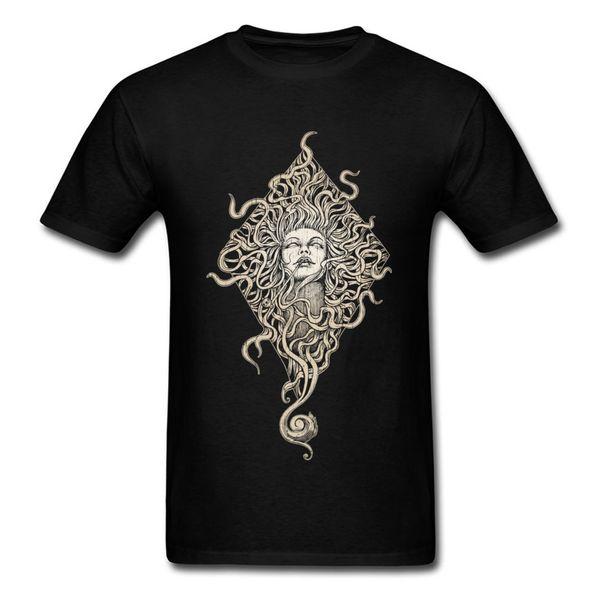 Classic Design Tshirt Uomo Ecstasy Of Ophelia Tee Shirt Uomo Ritorno al Futuro European Art T Shirt Girl Painting 2018 Gift