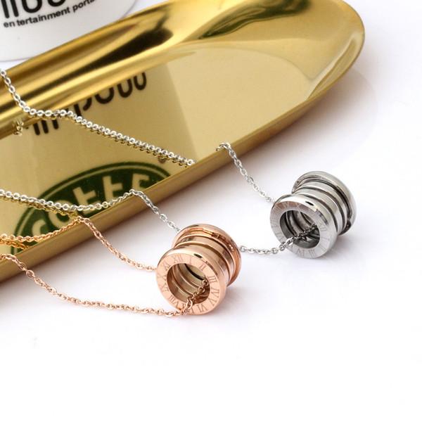 New Maxi Fashion Jewelry Crystal de collier de femmes autrichiennes Swan collier chaîne coréenne version de la coquille naturelle simple