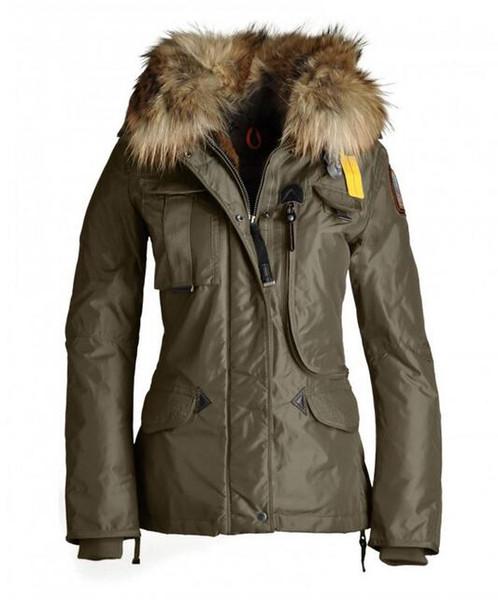 Großhandel Luxus Mäntel Daunenjacke Denali Dicke Parka Designer Kleidung Damen Pelzkragen Von Frauen Jacken Fashion Winter Warme KcJTlF1