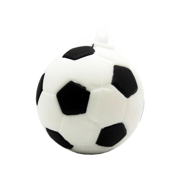 NEW real capcity cartoon football pendrive usb flash drive 4GB 8GB 16GB 32GB football pen drive gift Free shipping usb stick