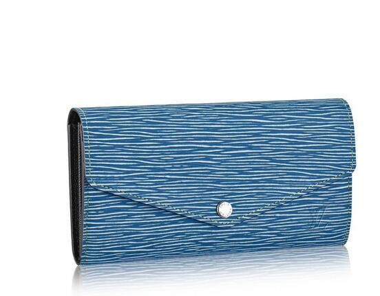 SARAH WALLET M61649 2018 NEW WOMEN FASHION SHOWS EXOTIC LEATHER BAGS ICONIC BAGS CLUTCHES EVENING CHAIN WALLETS PURSE