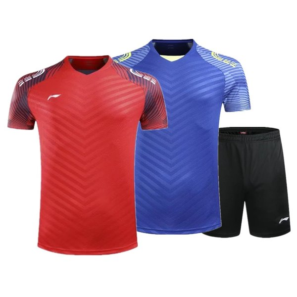 New Li-Ning badminton sport shirt,Men tenis masculino jerseys,table tennis shirt for women,tennis shirts,tenis sportswear shirt,shorts
