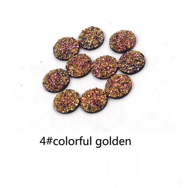 4 # bunt golden