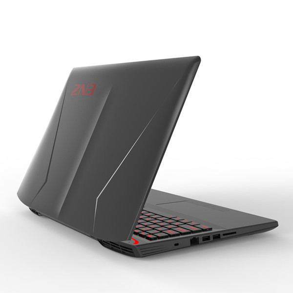 best selling ENZ 15.6 inches I7 quad-core GTX1060 6G discrete graphics i7-7700HQ 16G RAM+240GB SSD+320GB HDD gaming notebook free shipping